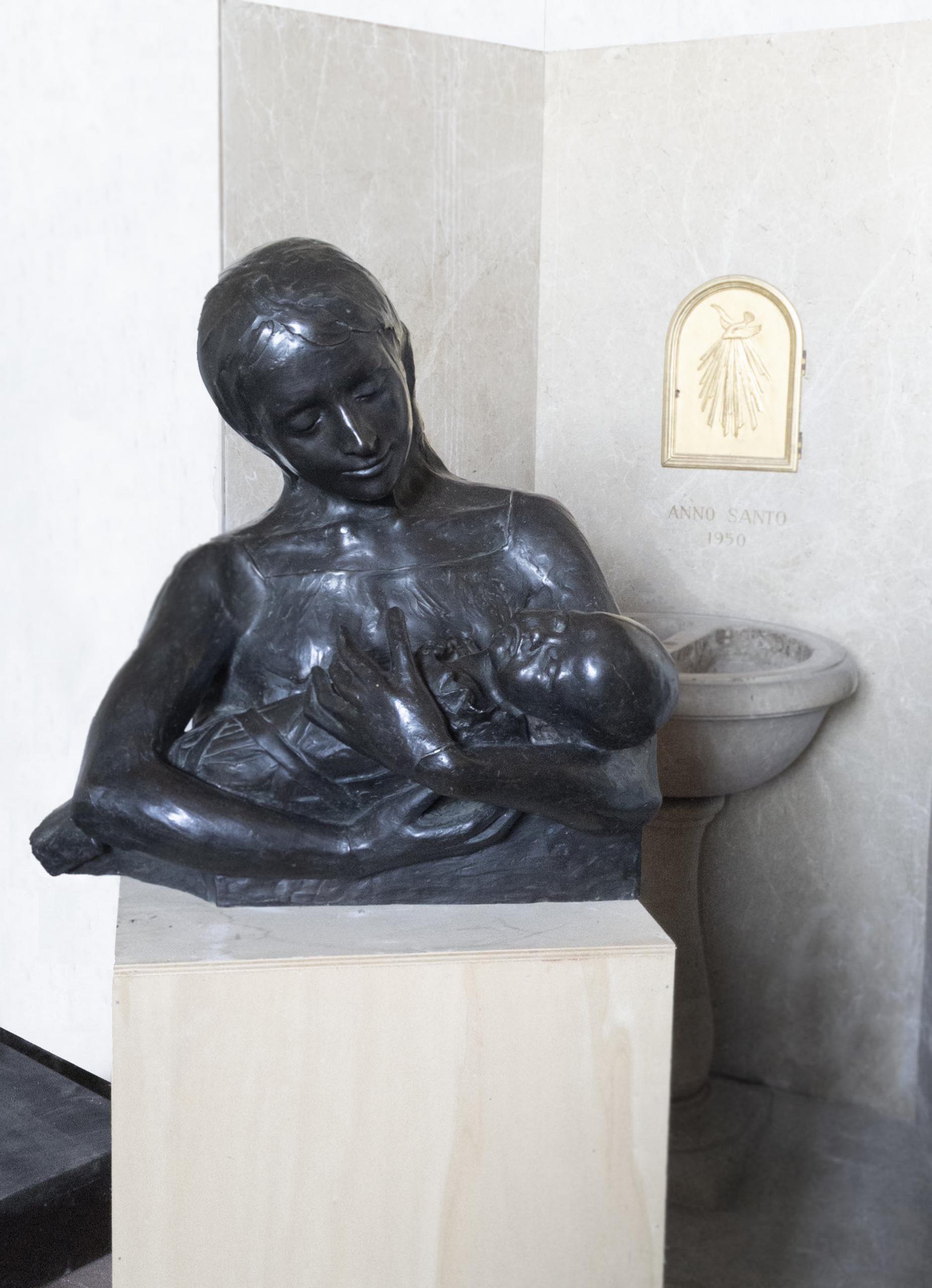 Maternità-Madonnina-Maria